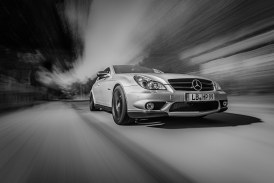 Rig-Shooting CLS 63 AMG